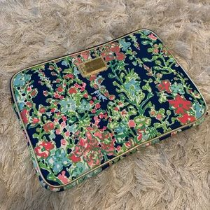 Lilly Pulitzer Laptop Case